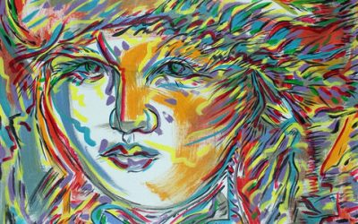 Artist Reception: The Power of Color by Jimmy Longoria