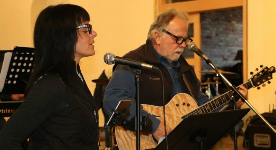 Concert on the Terrace: Gene LaFond and Amy Grillow