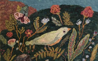 Artist Reception: St. Croix Valley area rug hookers