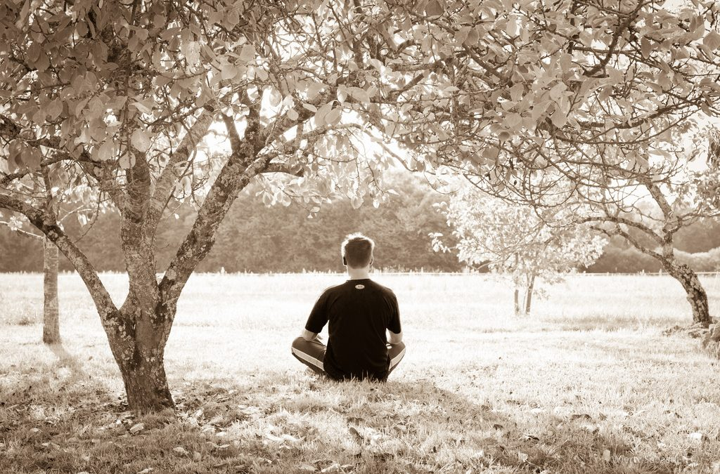 Improve Yourself in the New Year With Meditation