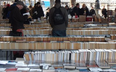 Annual Spring Used Book Sale