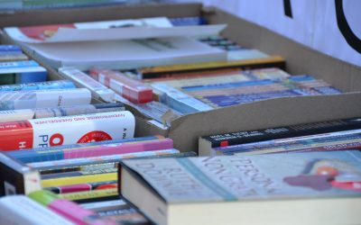 Donate your Used Books!