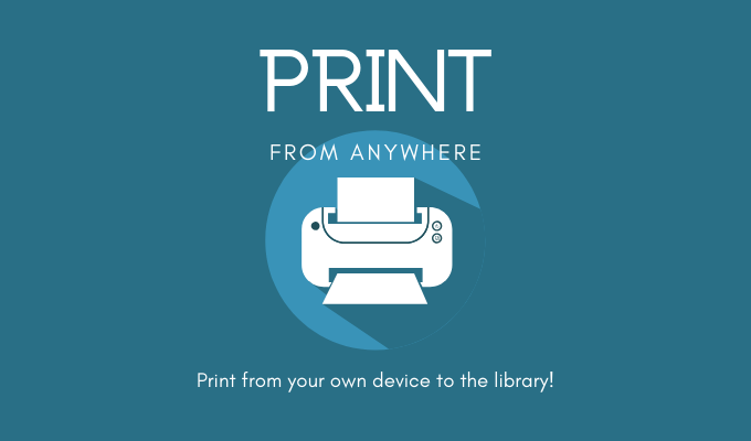 Print from Anywhere | Stillwater (MN) Public Library