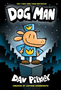 Dog Man Book Party