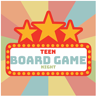 Teen Board Game Night