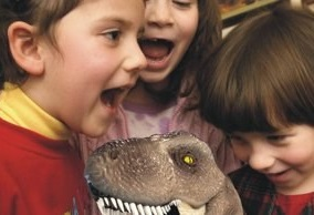 Spring Break with Mad Science : Dinosaurs for K-6