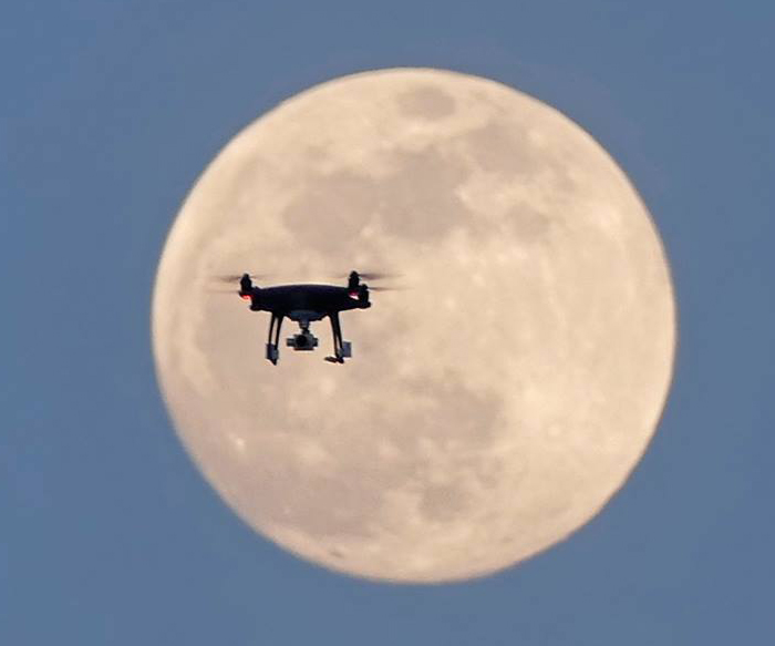 Drones for Recreation and Beyond (Online class)